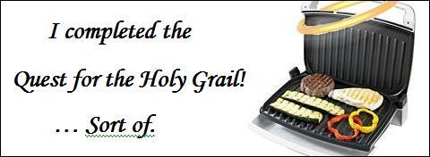Grail badge