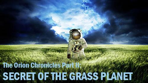 Grass Planet Title