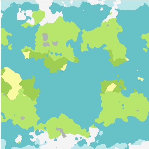 Terrain Map 7